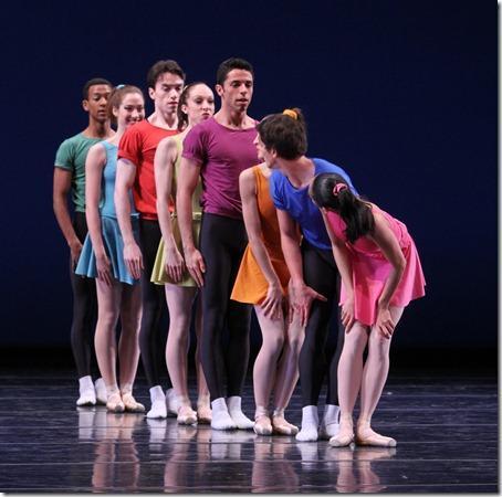 Review: American Legends (Joffrey Ballet)