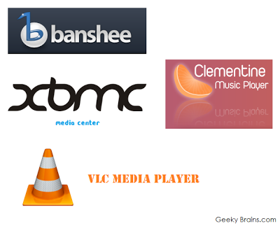 best media player software for linux and windows