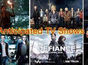 Upcoming Series Debuts 2013