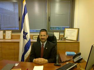 Interview with MK Rabbi Dov Lipman