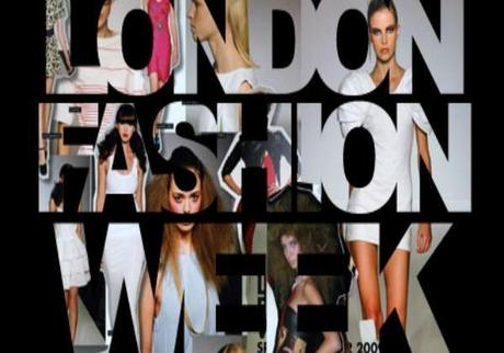 #London Fashion Week  Fall 2013 ......fashions from  across the pond !!