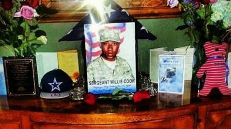 Sgt. Willie Cook