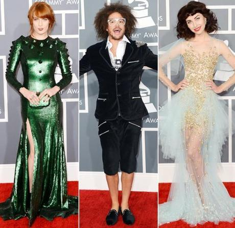grammys-2013-best-worst-dressed-florence-welch-redroo-kimbra-600