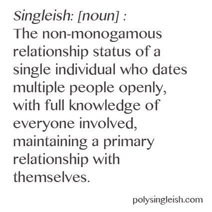 singleish