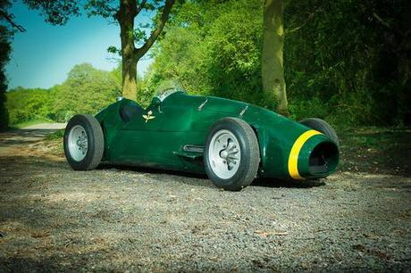 1953 Connaught Type A