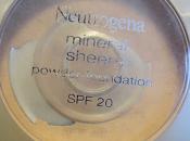 Review: Neutrogena Mineral Sheers Powder Foundation