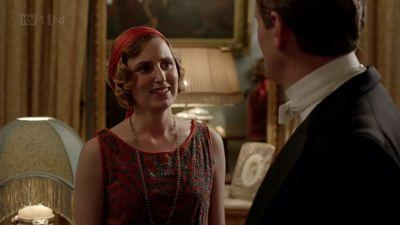 downton abbey recap, downton abbey edith, downton abbey edith fashion