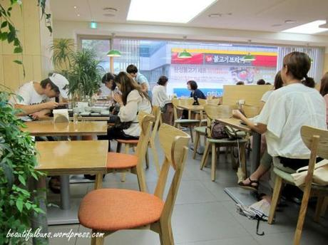 porridge in myeongdong (1)
