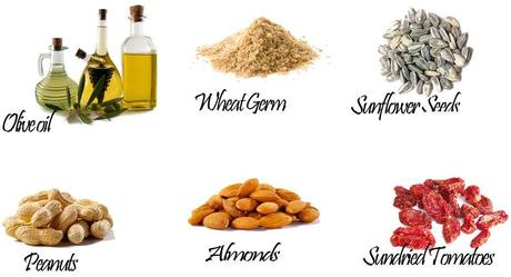 Vitamin E Food Vitamin E Food Sources
