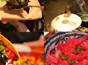 Mexican Braised Beef Tacos with Pink Pickled Onions Guacamole
