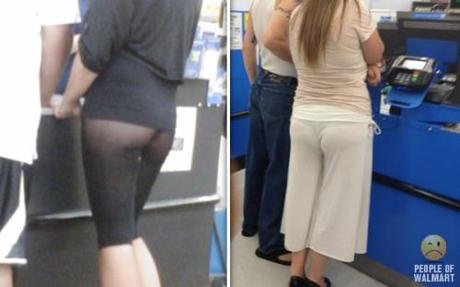 People of Walmart: The No-Pants Edition - Paperblog