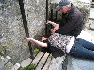 Would You Kiss The Blarney Stone?