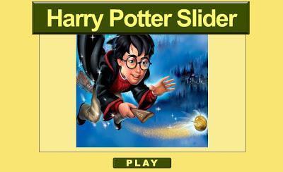 Harry Potter Slider