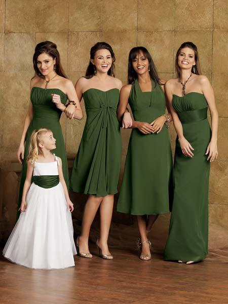 bridesmaid dress etiquette