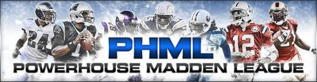 (PS3) Powerhouse Madden League - Madden'13 CCM Coach League! Sign-up to join!