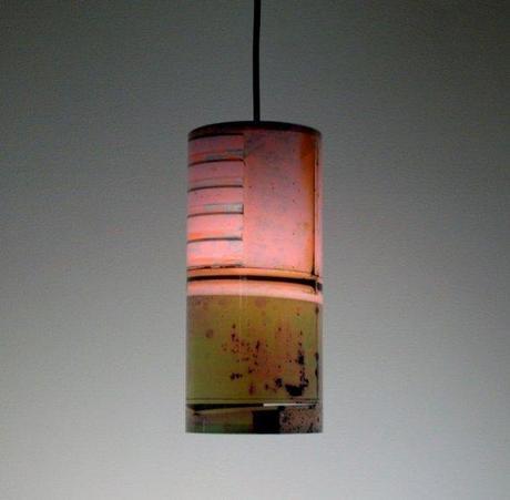 urban art pendant light