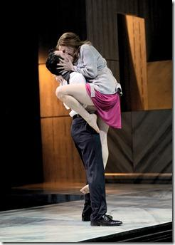John Light and Brenda Barrie - Julius Caesar, Chicago Shakespeare Theater