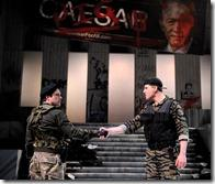 John Light and Jason Kolotouros - Chicago Shakespare Theater, Julius Caesar