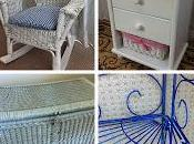 Worn Weathered Furniture!