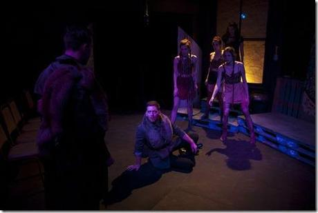 Review: Oedipus Rex (The Arc Theatre)