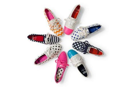 Kate Spade for Keds Sneaker Collection