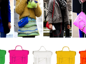 Budget Shopping Bright Mini Bags