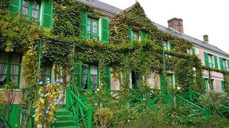Claude Monet - home at Giverny, France
