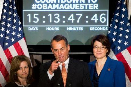 Sequestration: Lots of blame but little work