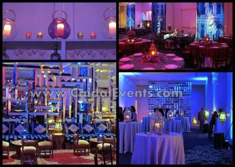 A Moroccan theme Party at The St Regis Bal Harbour Miami in the Astor Ballroom