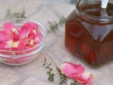 Rose Petal Thyme Honey Year Faith