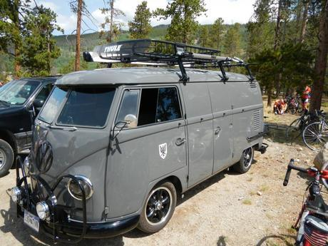 Ultimate VW bus