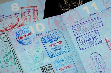 Advice for passports and visas