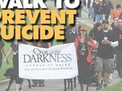 Darkness Suicide Prevention Walk