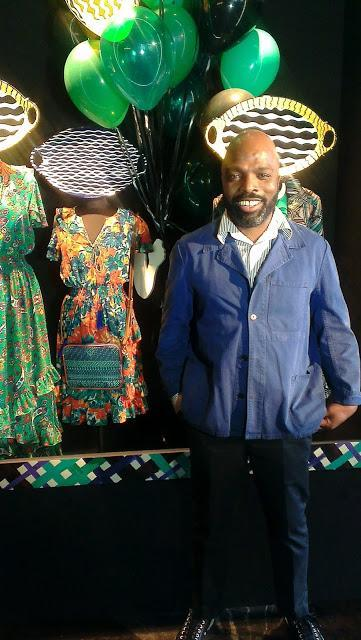 Art in Color & Patterns | Duro Olowu for jcpenney Collection