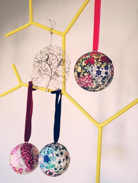 How to: Pretty Liberty decorations