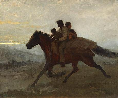 Eastman Johnson's A Ride for Liberty