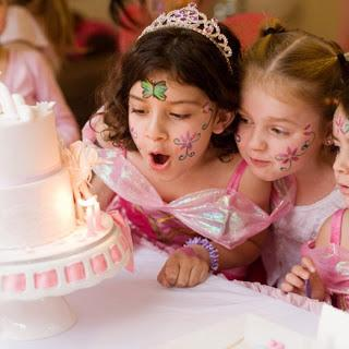 Surviving Your Child's Birthday Party - Party Tips