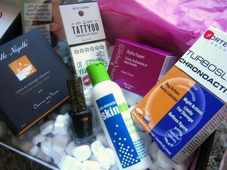 Betrousse Christmas Box