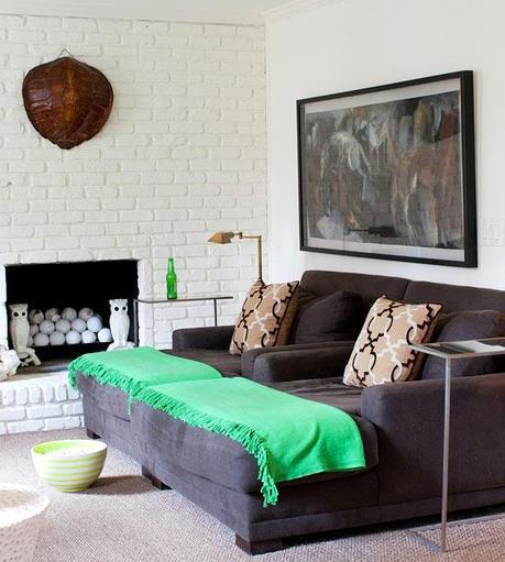 Living room love.