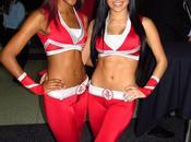 Houston Rockets Cheerleaders Class Auto Show