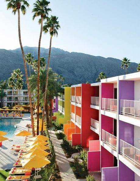 The Saguaro Hotel in Palm Springs