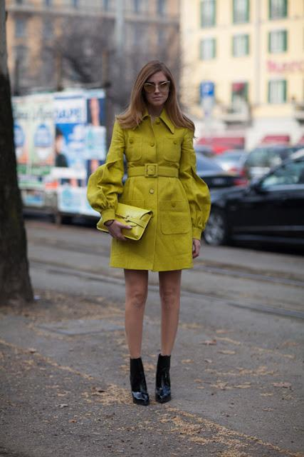 Milan Fashion Week--Street Style Fall 2013