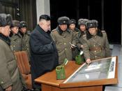 Jong Supervises Artillery Exercises Visits Museum