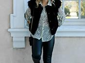 Feeling Faux Vest Animal Print Blouse This Winter Baltimore