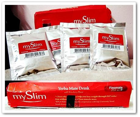Product Feature: MySlim Detox & Fat Burn Drink