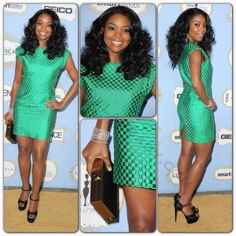 The 2013 ESSENCE Black Women In Hollywood Luncheon Naomi...