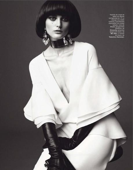 Sibui Nazarenko For Marie Claire Spain March 2013 By Benjamin Vnuk 6