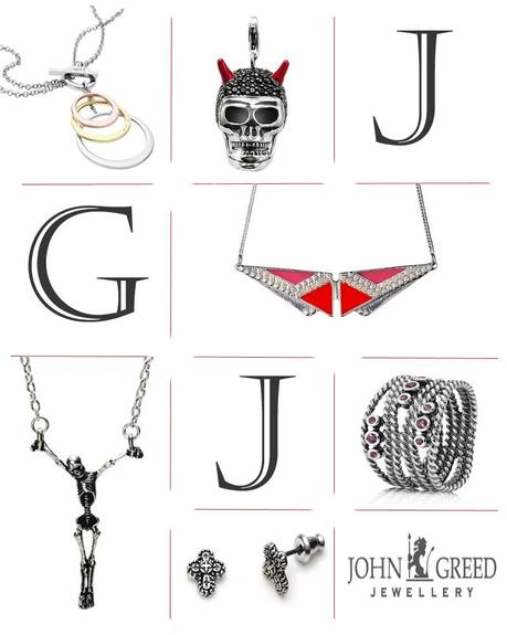 Brand Watch: Get Greedy For Some John Greed Jewellery*