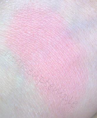 Bourjois Little Round Pot Blush Rose Frissom No:54 Review
