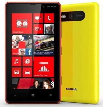 nokia lumia 820 updated resized 1346857378 Nokia is to unveil budget Windows Phone 8 smartphones at MWC next week